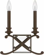 Capital Lighting 8062BB Alexander Burnished Bronze Wall Lighting Fixture