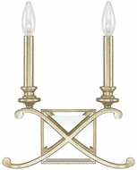Capital Lighting 8062WG Alexander Winter Gold Wall Light Sconce