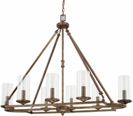 Capital Lighting 817681RT-376 Avanti Rustic Kitchen Island Lighting