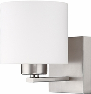 Capital Lighting 8491BN-103 Steele Brushed Nickel Wall Lamp