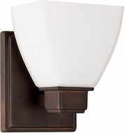 Capital Lighting 8511BB-216 Burnished Bronze Sconce Lighting