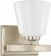 Capital Lighting 8531WG-300 Berkeley Winter Gold Lighting Wall Sconce