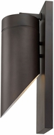 Capital Lighting 918312OB-LD Modern Old Bronze LED Outdoor Wall Light Sconce
