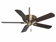 Casablanca 54116 Adelaide Antique Brass Finish 54  Wide Home Ceiling Fan