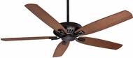 Casablanca 55064 Crestmont Brushed Cocoa Ceiling Fan
