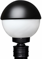 Costaluz 307855-POST 3078 Series Contemporary Black Outdoor Lamp Post Light Fixture