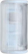 Costaluz 307953 3079 Series Contemporary White Outdoor Wall Mounted Lamp