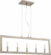 Craftmade 44975-GT Portrait Contemporary Gold Twilight Kitchen Island Light Fixture