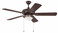 Craftmade CIU52OB5 Civic Unipack Oiled Bronze Indoor 52  Ceiling Fan