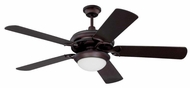 Craftmade CO52OB5 Cosmos Unipack Oiled Bronze Indoor 52  Ceiling Fan