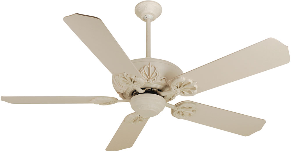 Craftmade K10102 Cordova Antique White Indoor 52 Quot Ceiling Fan Cft K10102