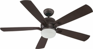 Craftmade PU52OB5 Pulsar Oiled Bronze 52  Home Ceiling Fan