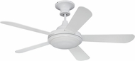 Craftmade TR52W5 Triumph White Halogen 52  Home Ceiling Fan