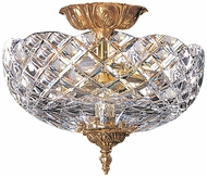 Crystorama 67-CT-OB Olde Brass Home Ceiling Lighting