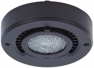 CSL PP-BK-1 Pro Puck Contemporary Black Xenon Puck Light