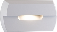 CSL SS3004-WT Steplight Contemporary White LED Outdoor Step Light