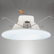 Cyber Tech LC13RT6-ECO LED Indoor/Outdoor 5-6  Dimmable Baffled Retrofit Down Lighting Fixture