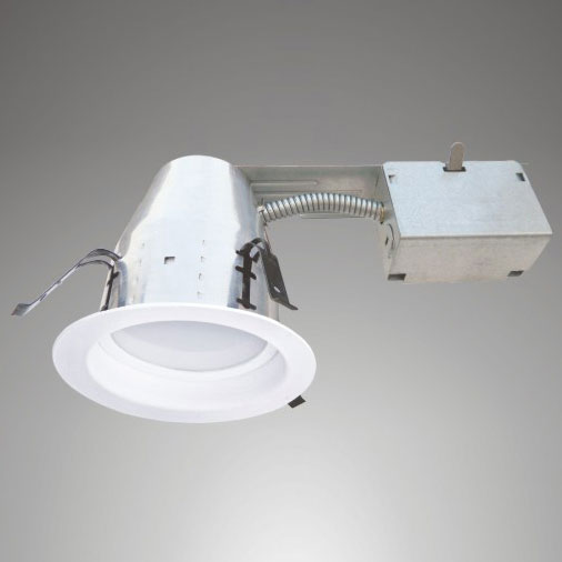 Cyber Tech R4RM 11RT ECO IC LED 4 Remodel Can Trim Kit Recessed L