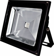 Dabmar DF-LED5961-B-BLUE Black LED Exterior Flood Lighting