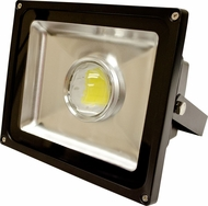 Dabmar DF-LED5961 Black LED Outdoor Flood Light Fixture