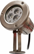 Dabmar LV-LED10 Modern Stainless Steel LED Exterior Spot Light