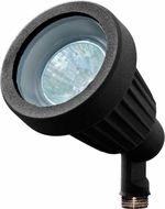 Dabmar LV100-B Black Halogen Exterior Directional Spot Light