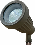 Dabmar LV100-BZ Bronze Halogen Outdoor Directional Spot Lighting
