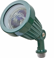 Dabmar LV100-G Green Halogen Exterior Directional Spot Light