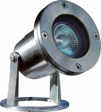 Dabmar LV323 SS316 Contemporary 316 Marine Grade Stainless Steel Halogen Outd
