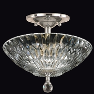 Dale Tiffany GH60718PC Lightwater Polished Chrome Overhead Light Fixture