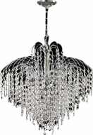 Dale Tiffany GH70249 Massa Polished Chrome Mini Chandelier Light