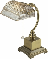 Dale Tiffany GT14267 Droplet Antique Brass Reading Light