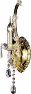 Dale Tiffany GW10299 Healy Gold Lamp Sconce