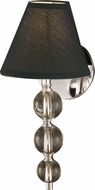 Dale Tiffany GW10738 Hunter's Point Polished Chrome Wall Light Sconce