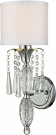Dale Tiffany GW15323LED Havana Polished Chrome LED Wall Lighting Fixture