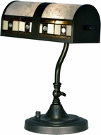 Dale Tiffany STA15102LED Louise Tiffany Mica Bronze LED Task Lamp