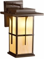 Dale Tiffany STW15148LED Wayne Craftsman Oil Rubbed Bronze LED Wall Sconce Lighting