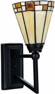 Dale Tiffany STW15174LED Sundance Tiffany Tiffany Bronze LED Wall Sconce Lighting