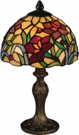 Dale Tiffany TA15087 Teller Tiffany Antique Brass Accent Light