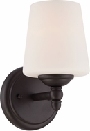 Designers Fountain 15006-1B-34 Darcy Oil Rubbed Bronze Wall Lighting