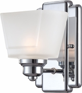Designers Fountain 6671-CH Metropolis Modern Chrome Halogen Lighting Wall Sconce