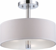 Designers Fountain 84511-CH Cordova Contemporary Chrome Home Ceiling Lighting