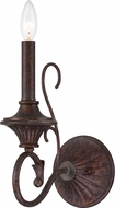 Designers Fountain 84801-BU Helena Burnt Umber Wall Lighting Sconce