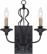 Designers Fountain 85502-NI Tangier Natural Iron Wall Lamp