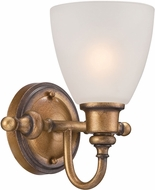 Designers Fountain 85601-ABS Isla Aged Brass Wall Lighting