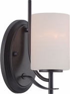 Designers Fountain 86901-BBR Cassina Biscayne Bronze Wall Mounted Lamp