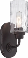 Designers Fountain 87101-OEB Gramercy Park Old English Bronze Wall Light Sconce