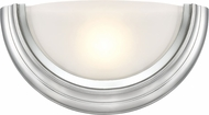 Designers Fountain LED15009-35 Saturn Brushed Nickel LED Lighting Sconce