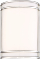Designers Fountain LED15011-35 Rennes Brushed Nickel LED Wall Sconce Lighting