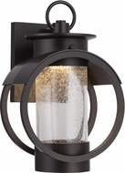 Designers Fountain LED32811-BNB Arbor Contemporary Burnished Bronze LED Exterior 7  Sconce Lighting